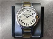 CARTIER Men's Wristwatch BALLON BLEU WATCH 3001